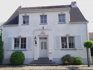 weißes Haus In Wassenberg Effeld